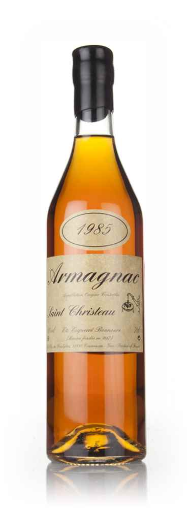 Saint Christeau 1985 Armagnac