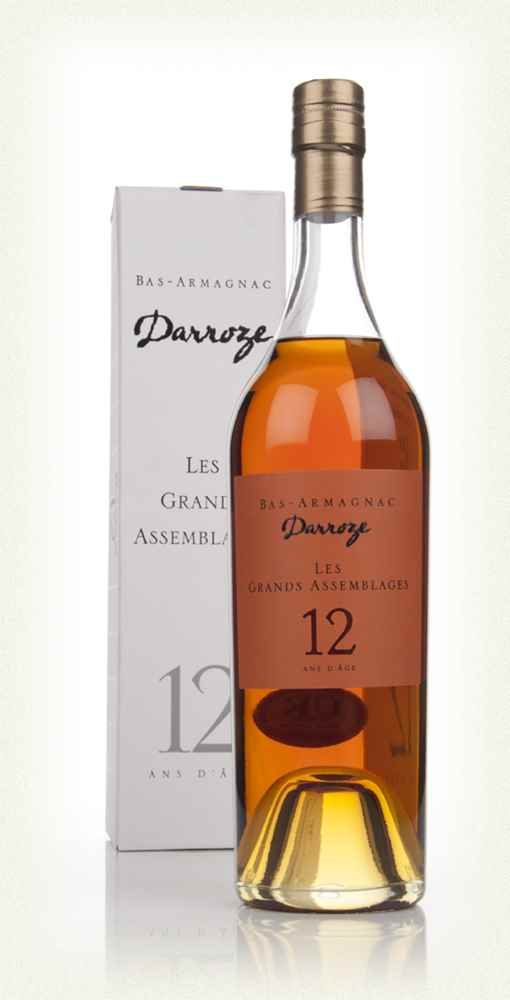 Darroze Grands Assemblages 12 Year Old Bas-Armagnac