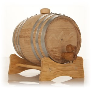 American White Oak Toasted Barrel - 5 Litre