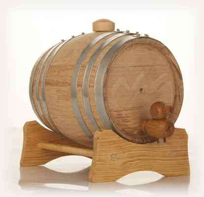 Oak Barrel - 1 Litre