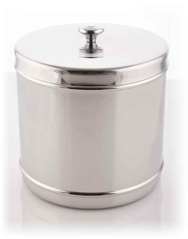 Stainless Steel Insulated Ice Bucket - Large