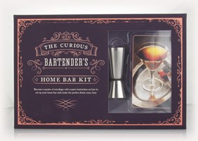 Curious Home Bar Kit