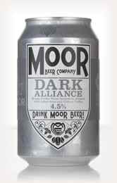 Moor Beer Company Dark Alliance