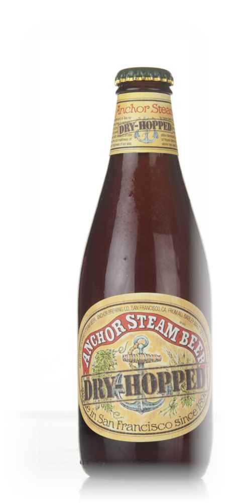 Anchor Steam Beer Dry Hopped