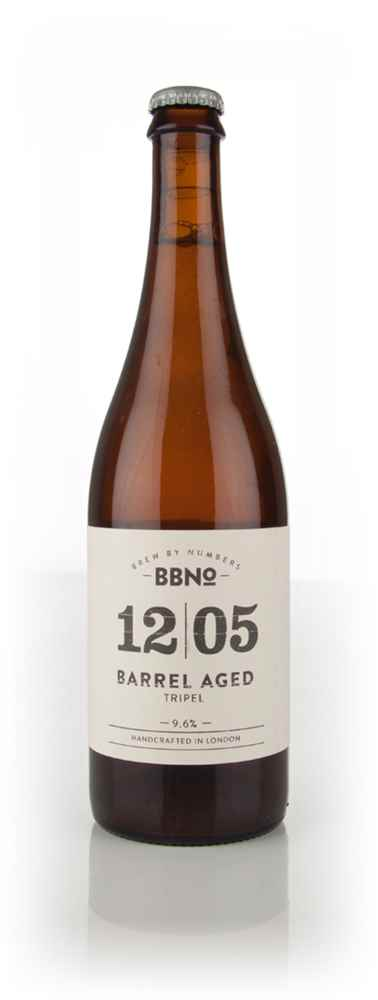 Brew By Numbers 12|05 Barrel Aged Tripel
