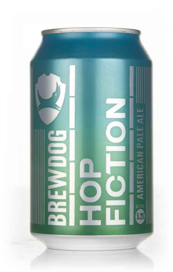BrewDog Hop Fiction Can