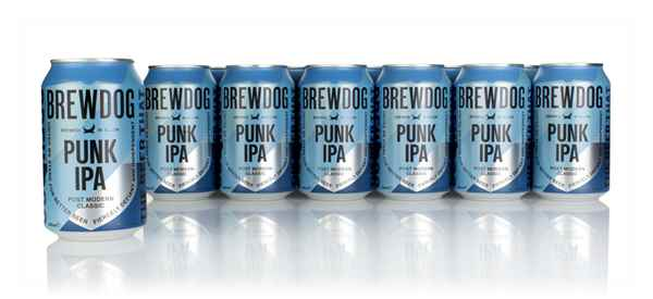 BrewDog Punk IPA (24 x 330ml)