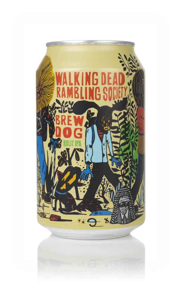 BrewDog Walking Dead Rambling Society