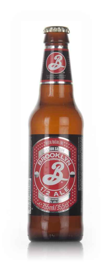 Brooklyn Brewery 1/2 Ale
