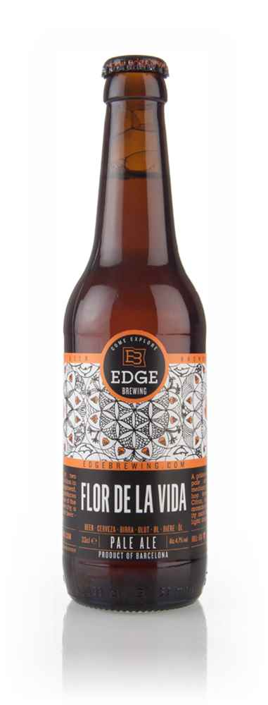 Edge Brewing Flor De La Vida Pale Ale