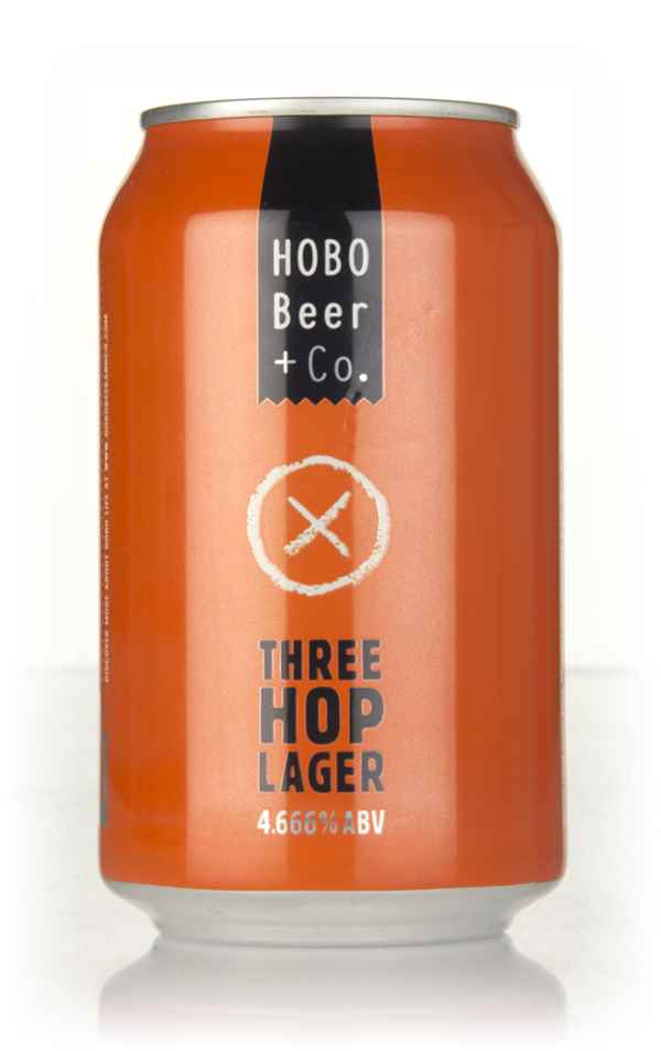 HOBO Three Hop Lager