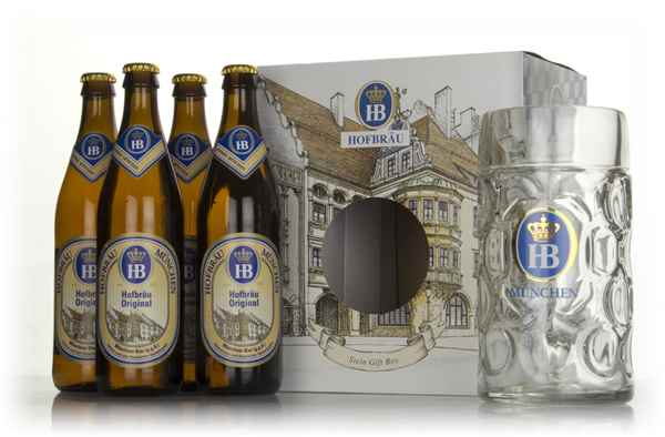 Hofbräu Original Gift Pack with Stein