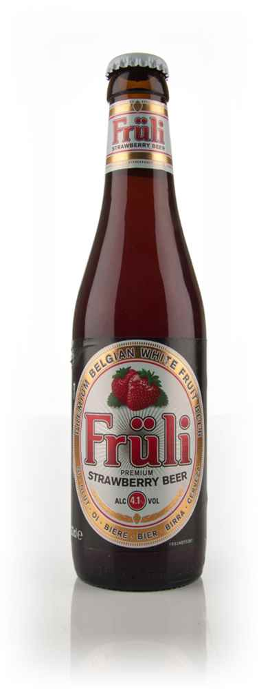 Früli Strawberry Beer