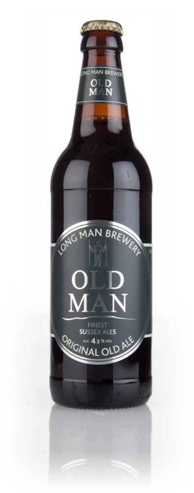 Long Man Brewery Old Man