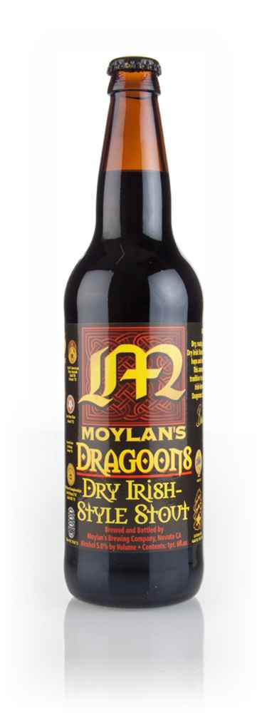 Moylan's Dragoons Dry Irish-Style Stout
