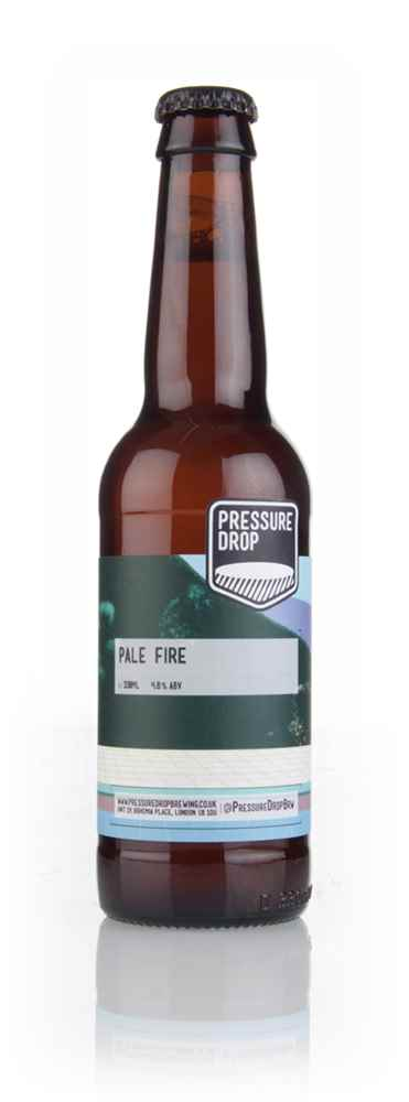 Pressure Drop Pale Fire (after Best Before Date)