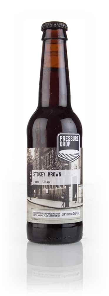 Pressure Drop Stokey Brown