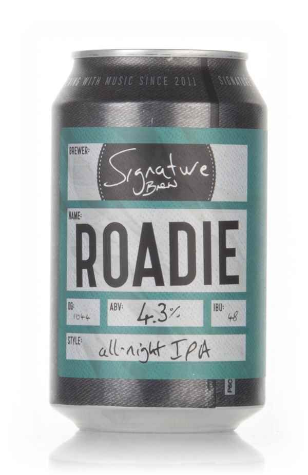 Signature Brew Studio Roadie All Night IPA
