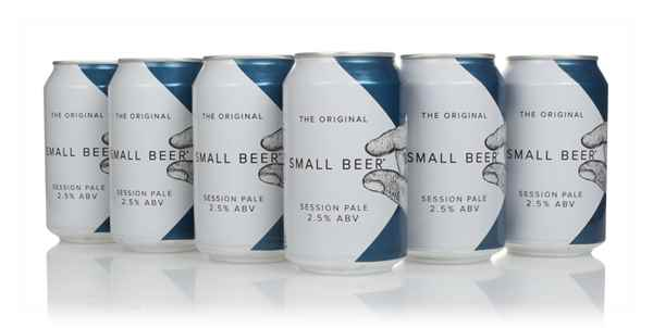 Small Beer Session Pale (6 x 330ml)