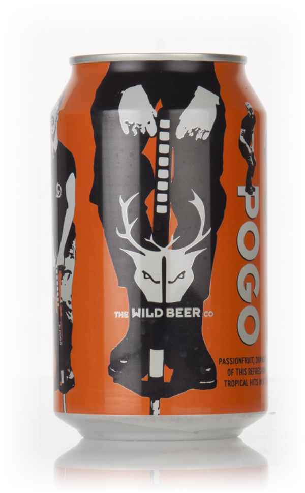 Wild Beer POGO after best before date
