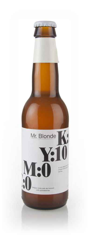 To Øl Mr. Blonde