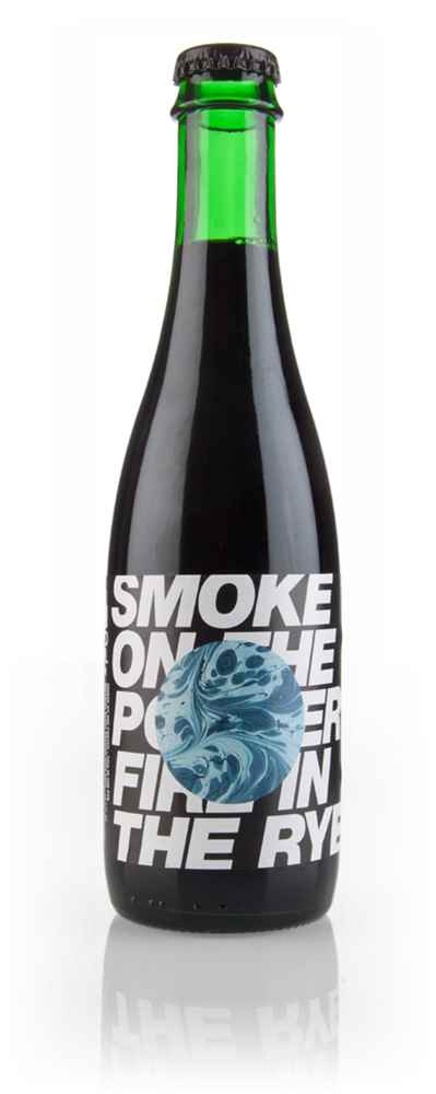 To Øl Smoke On The Porter Fire In The Rye