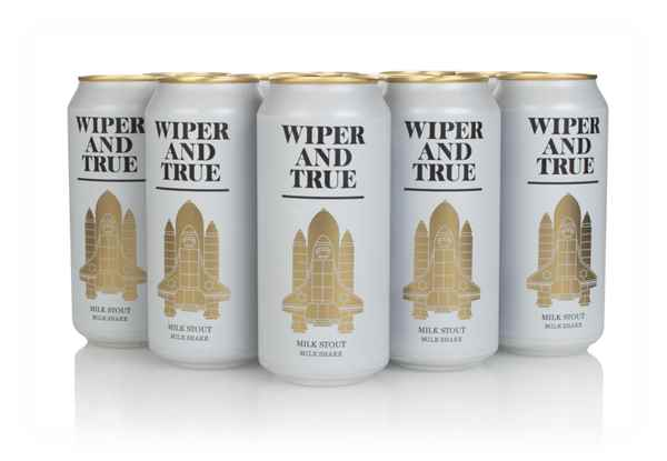 Wiper and True Milk Shake Milk Stout Bundle (12 x 440ml)