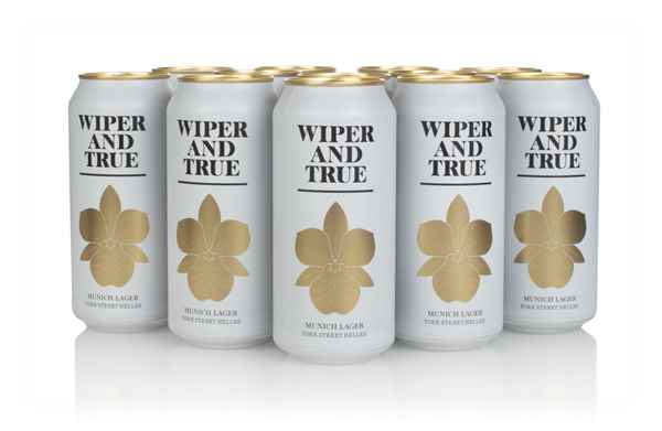 Wiper and True York Street Helles Bundle (12 x 440ml)