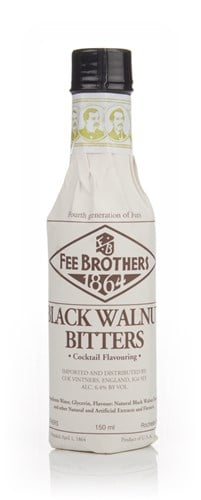 Fee Brothers Black Walnut Bitters 15cl