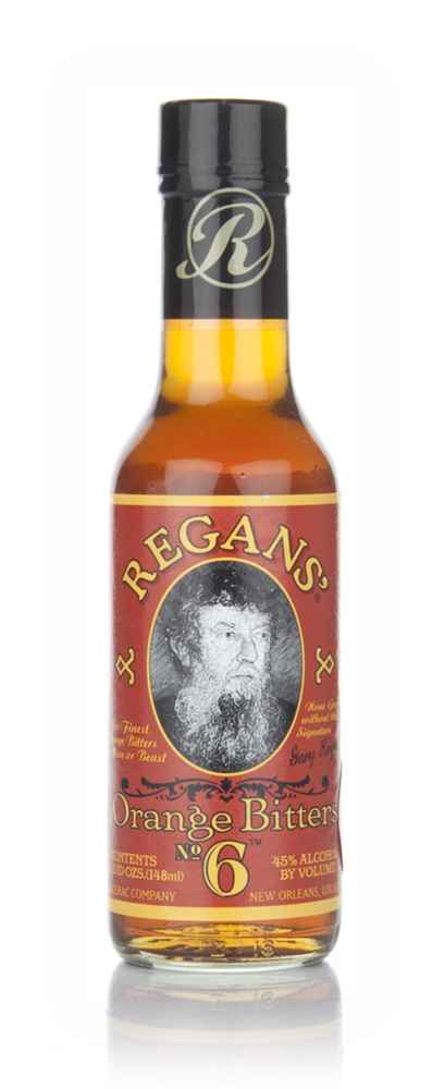 Regans' Orange Bitters No. 6