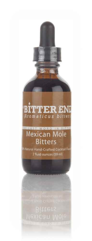 The Bitter End Mexican Mole Bitters