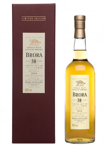Brora Special Release