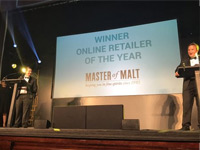 Two More Online Retailer of the Year Awards for Master of Malt!