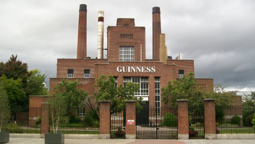 Guinness power house