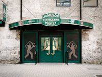 Visiting the Reopened Jameson Distillery Bow St. in Dublin