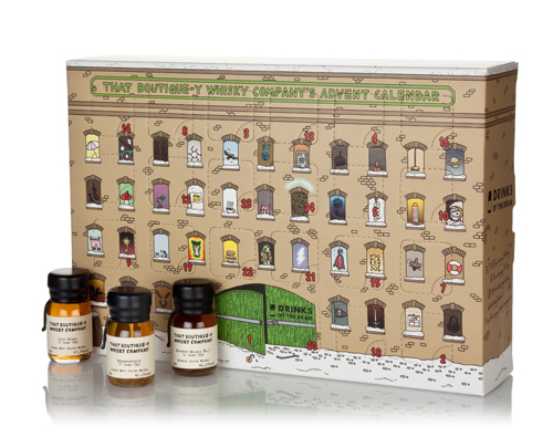 Boutique-y Whisky advent calendars