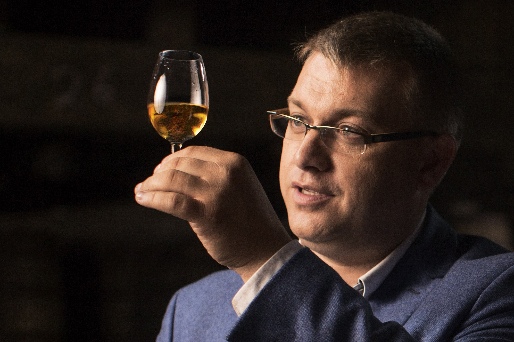 Master Distiller, Brian Nation