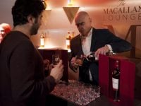 Welcome to The Macallan Whisky Lounge: the UK's first!