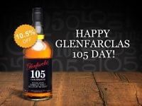 It's Glenfarclas 105 Day!