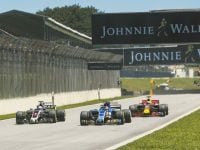 The winner of the Formula One Grandstand tickets is…