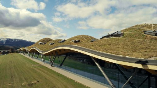 new Macallan distillery