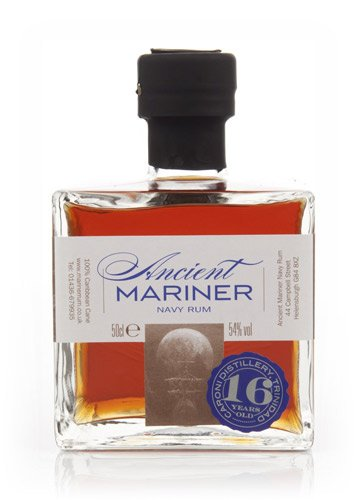 Ancient Mariner 16 Year Old Navy Rum