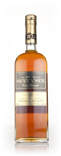 Rum Sixty Six 12 Year Old Cask Strength