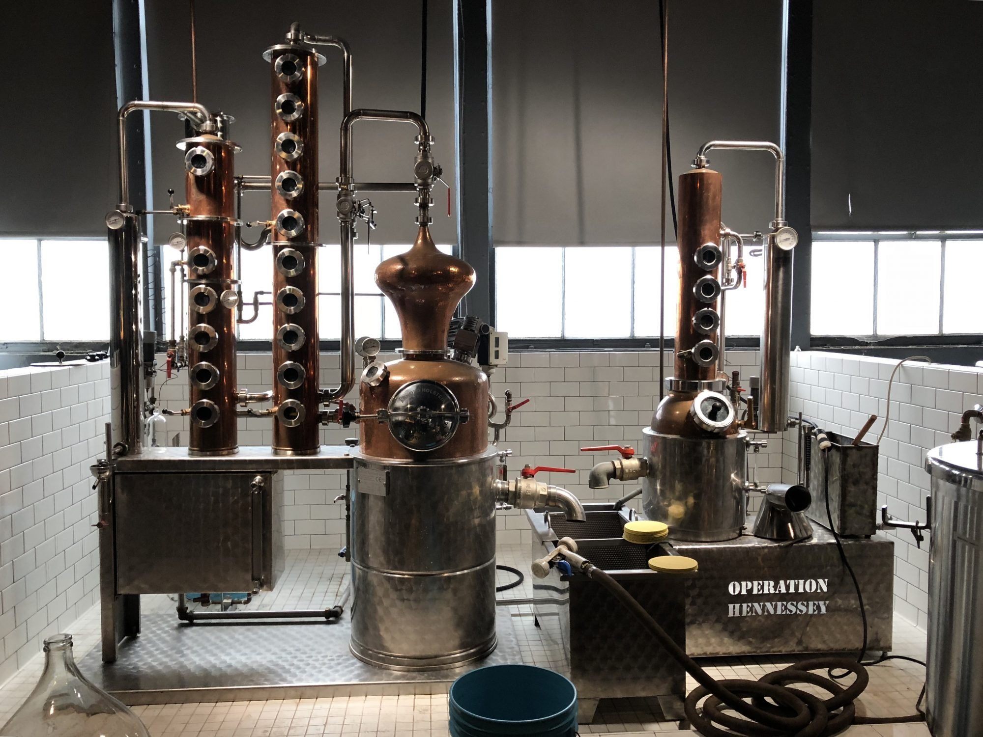 St George Spirits lab