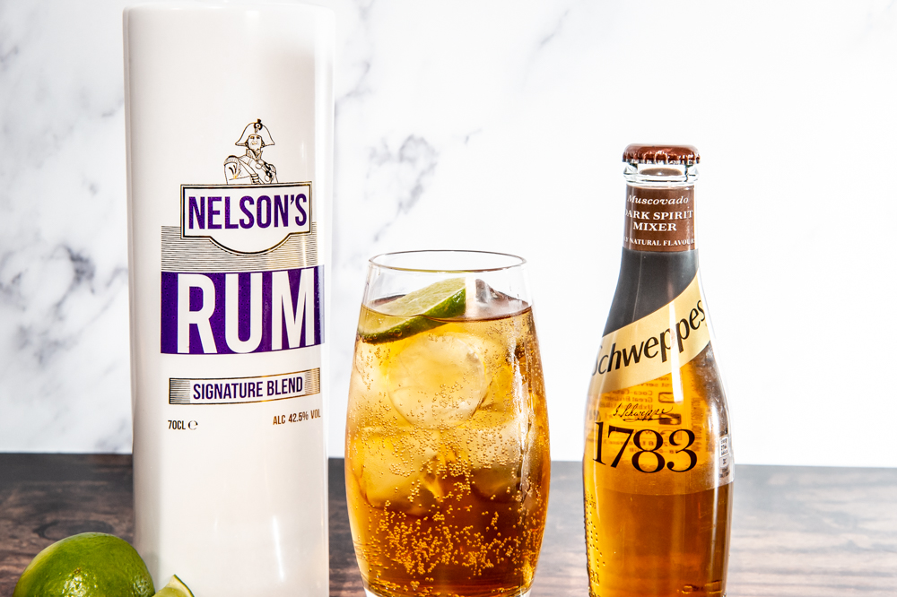 New Arrival of the Week: Nelson's Signature Rum Blend