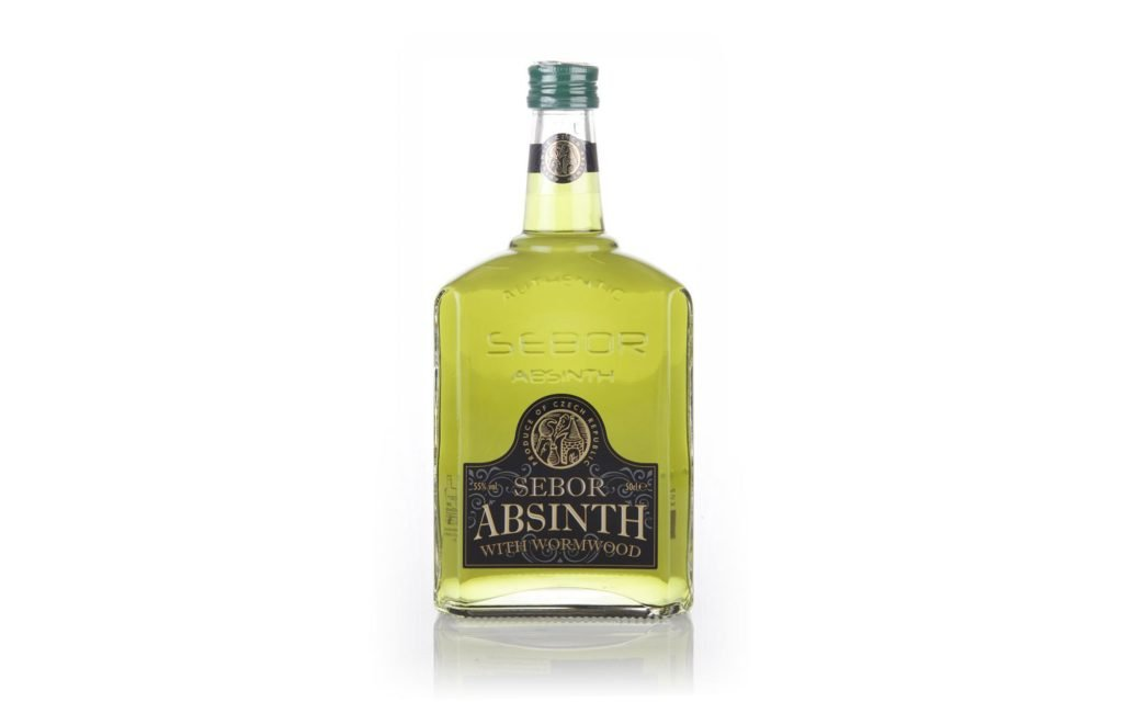 Championing absinthe at Croque Monsieur