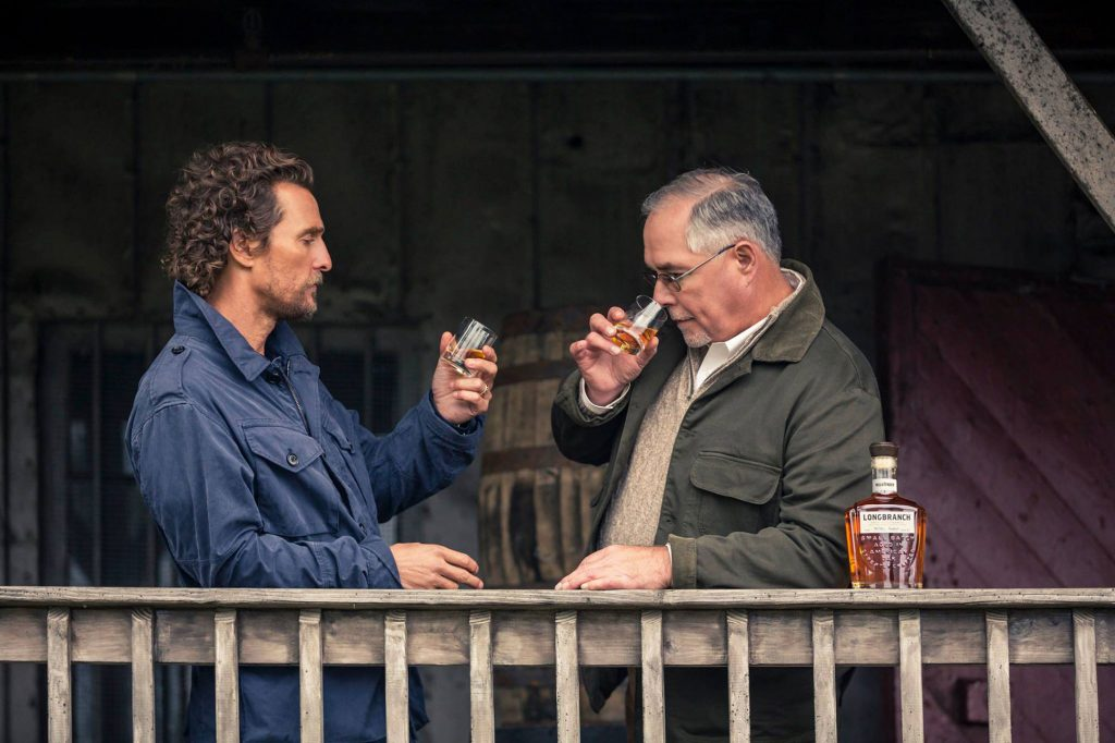 Five minutes with Eddie Russell from Wild Turkey