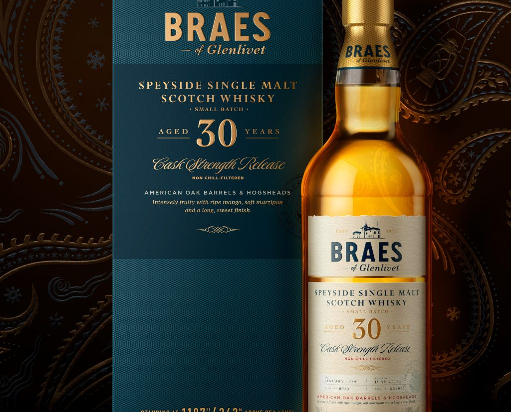 Braes of Glenlivet 30 Year Old
