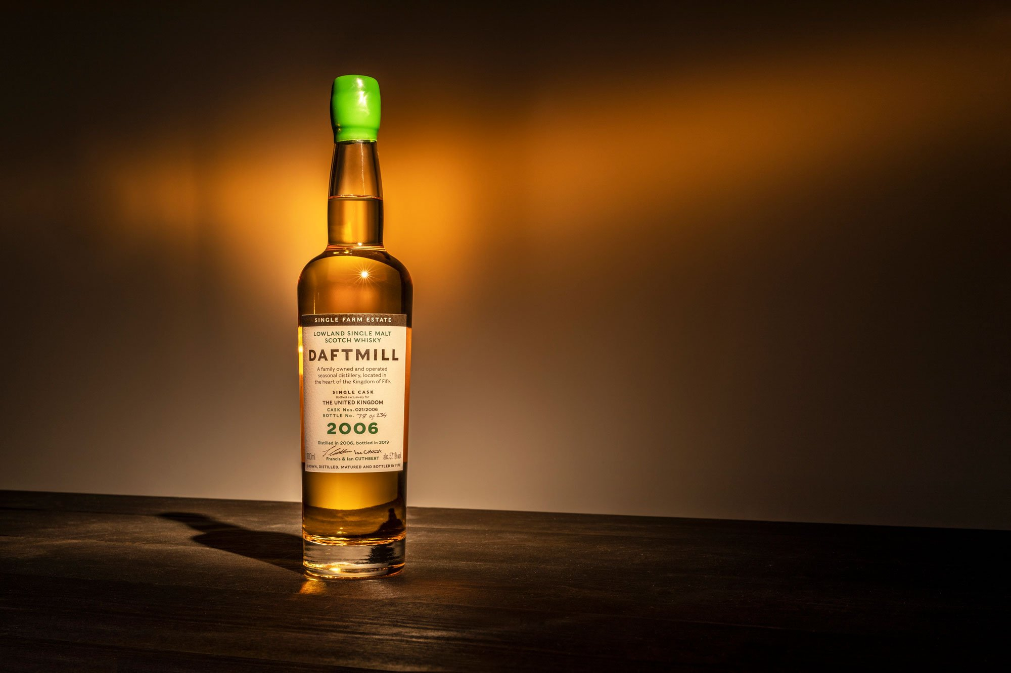 Daftmill Single Cask