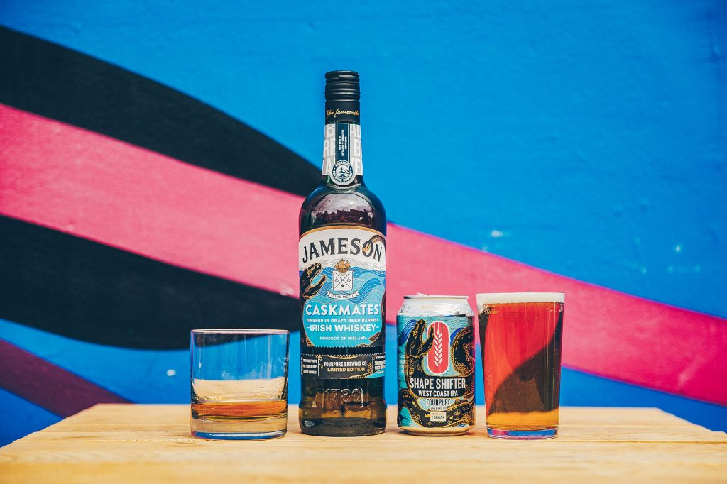 Jameson Caskmates Fourpure Edition